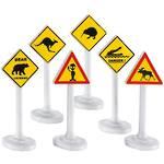 Siku 0894 International Road Signs