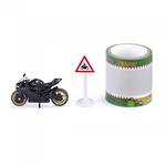 Siku 1601 Ducati with Road Tape