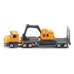 Siku 1611 Low Loader with Excavator