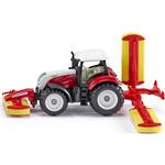 Siku 1672 Steyr with Pottinger mower combination