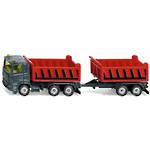 Siku 1685 Scania Dump Truck With Tipping Trailer