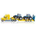 Siku 1805 Truck with New Holland tractors