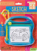 Toysmith Magnetic Drawing Board