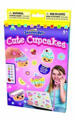 Sparkle Ups Cute Cupcakes