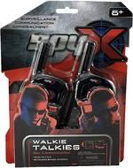 SpyX Walkie Talkies