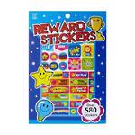 Star Reward Sticker Pad