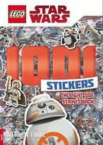 Lego Star Wars: 1001 Stickers