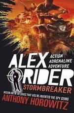 Alex Rider #1 Stormbreaker