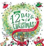 The 12 Days Of Christmas (Hardback)