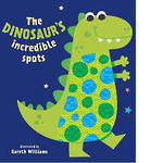 The Dinosaur Incredible Spot Sequin Board Book