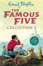 The Famous Five Collection 4: Books 10-12