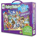 The Learning Journey Jumbo Floor Puzzle Fairy Tale Castle