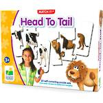 The Learning Journey Match It Head to Tail