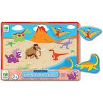 The Learning Journey My First Puzzle Set Lift & Learn Dinos