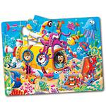 The Learning Journey Puzzle My First Ocean Friends