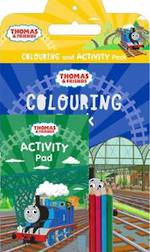 Thomas & Friends Colouring Activity Pack