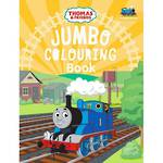 Thomas and Friends Jumbo Colouring Book