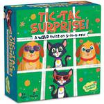 Tic Tac Surprise: Cats vs Dogs