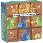 Tic Tac Surprise: Dinosaurs vs Dragons
