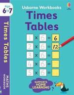 Usborne Workbooks Times Tables 6-7
