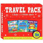 Travel Pack Colouring Activity Book