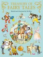 Treasury of Fairy Tales (Hardback)