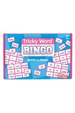 Tricky Word Bingo