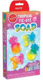 Klutz Tropical Tie Dye Soap