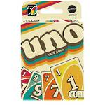Uno Iconic Card Game 1970's