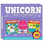 Unicorn Colouring Activity Book