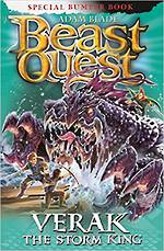 Beast Quest: Verak the Storm King  Special 21