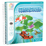 Smart Games Magnetic Travel Game Waterworld