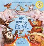 We Are All Equal Plus Poster