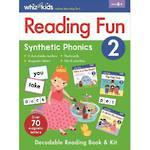 Whiz Kids Learning Kits Reading Fun 2