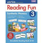 Whiz Kids Learning Kits Reading Fun 3