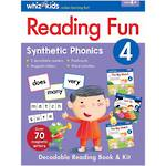 Whiz Kids Learning Kits Reading Fun 4