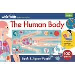 Whiz Kids The Human Body Book & Jigsaw Set