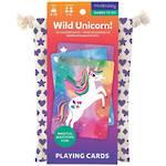 Mudpuppy Wild Unicorn Playing Cards