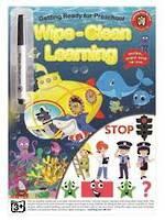 Wipe-Clean Learning Getting Ready for Preschool