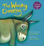 Wonky Donkey Board Book (with CD) (Board Book)