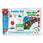 Write & Wipe Learning Set Alphabet
