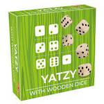 Yatzy With Wooden Dice