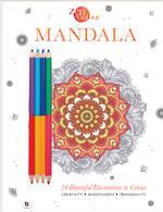 Zen Colour Mandala