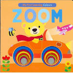 My First Learning Colours Zoom Board Book