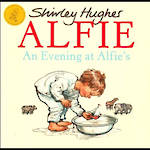 Alfie - An evening at Alfie's by Shirley Hughes