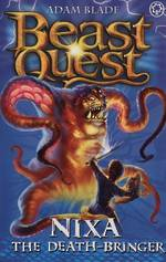 Beast Quest Series 4 - Nixa The Death-Bringer
