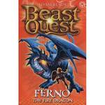 Beast Quest Series 1 - Ferno The Fire Dragon