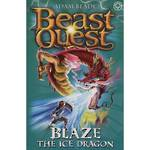 Beast Quest Series 4 - Blaze The Ice Dragon