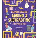 Super Stars Adding & Subtracting Activity Book