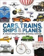 DK Cars, Trains, Ships & Planes
